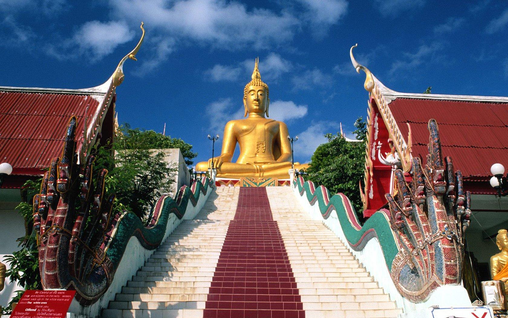 泰国曼谷 芭提雅六天五晚风情游