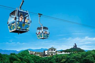 港珠澳大桥香港三天游(观光海洋+迪士尼)