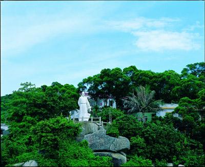 千亿国际首页桂山岛两天自由行